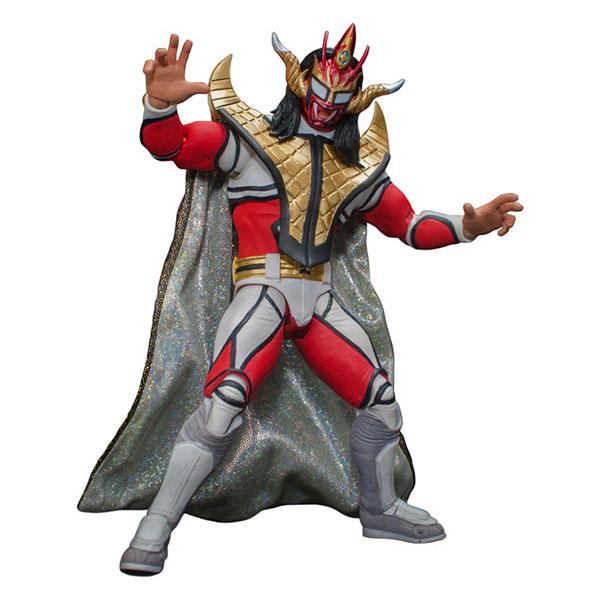 【再販】新日本プロレス『獣神サンダー・ライガー』 アクションフィギュア