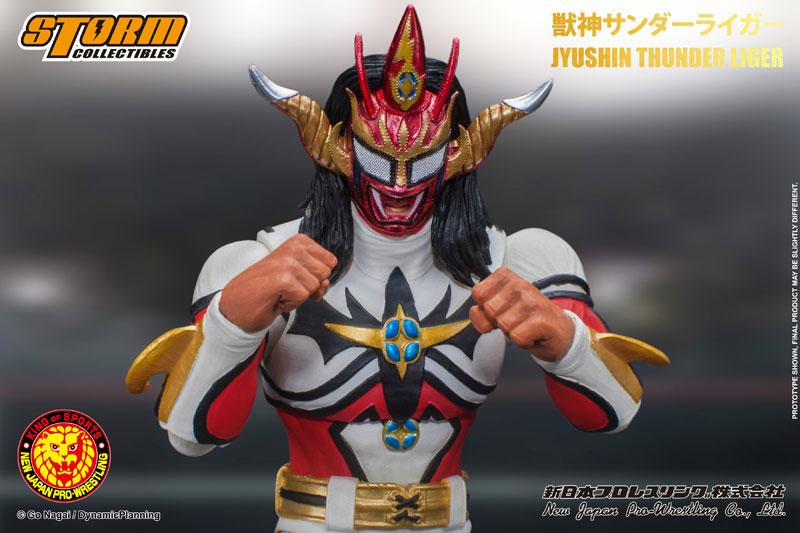 【再販】新日本プロレス『獣神サンダー・ライガー』 アクションフィギュア-002