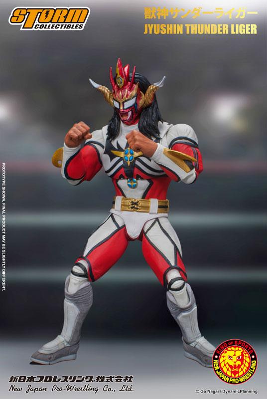 新日本プロレス『獣神サンダー・ライガー』 アクションフィギュア-004