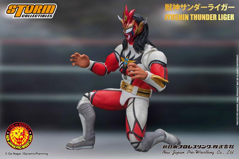 新日本プロレス『獣神サンダー・ライガー』 アクションフィギュア-005