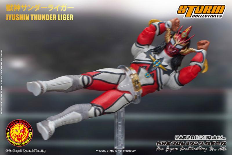 新日本プロレス『獣神サンダー・ライガー』 アクションフィギュア-006
