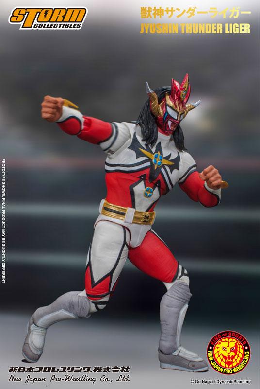 新日本プロレス『獣神サンダー・ライガー』 アクションフィギュア-008