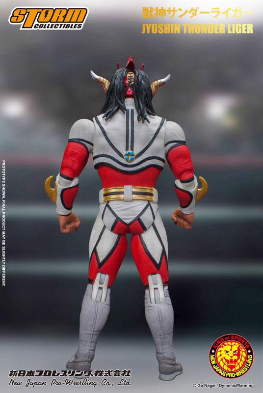 新日本プロレス『獣神サンダー・ライガー』 アクションフィギュア-010