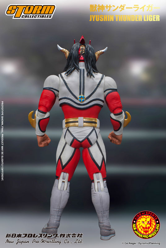 【再販】新日本プロレス『獣神サンダー・ライガー』 アクションフィギュア-010