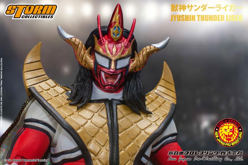 新日本プロレス『獣神サンダー・ライガー』 アクションフィギュア-011