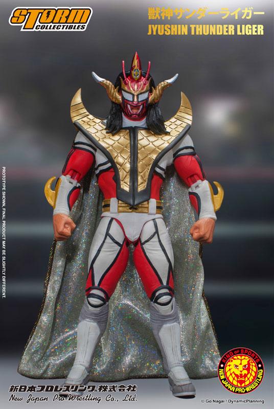 【再販】新日本プロレス『獣神サンダー・ライガー』 アクションフィギュア-012