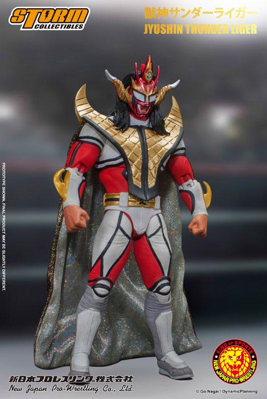 【再販】新日本プロレス『獣神サンダー・ライガー』 アクションフィギュア-013