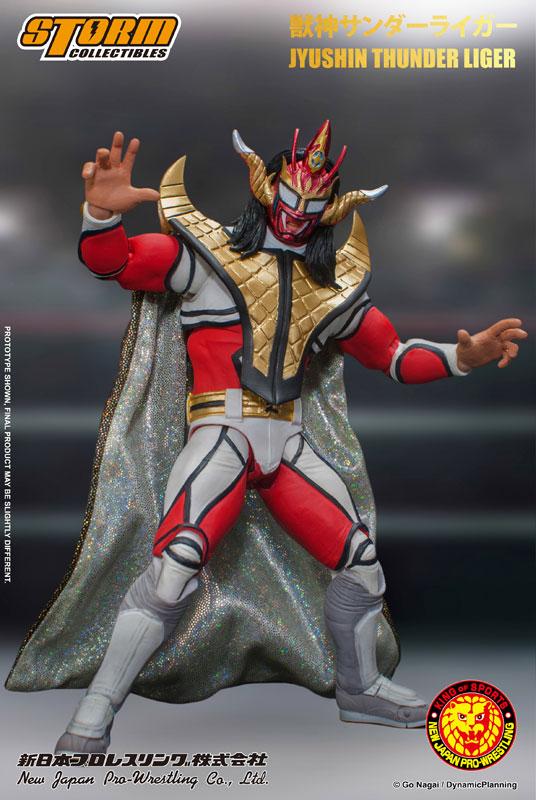 【再販】新日本プロレス『獣神サンダー・ライガー』 アクションフィギュア-015