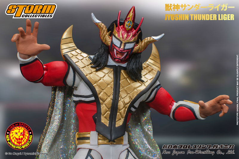 新日本プロレス『獣神サンダー・ライガー』 アクションフィギュア-016