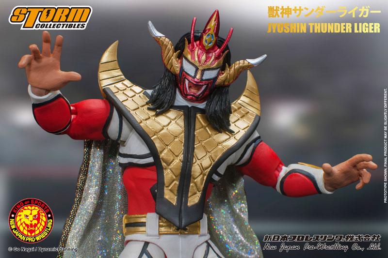 【再販】新日本プロレス『獣神サンダー・ライガー』 アクションフィギュア-016
