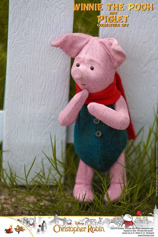 ムービー・マスターピース『プー&ピグレット|プーと大人になった僕』可動フィギュア-011