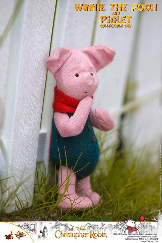 ムービー・マスターピース『プー&ピグレット|プーと大人になった僕』可動フィギュア-012