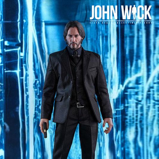 ムービー・マスターピース『ジョン・ウィック JOHN WICK:CHAPTER2』アクションフィギュア