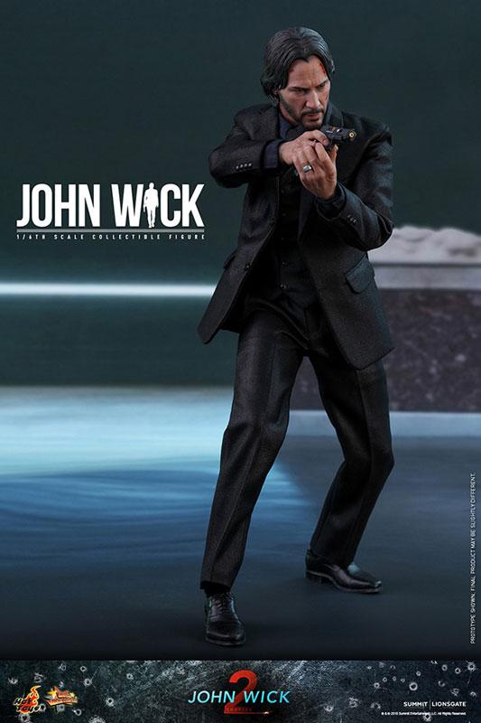 ムービー・マスターピース『ジョン・ウィック|JOHN WICK:CHAPTER2』アクションフィギュア-005