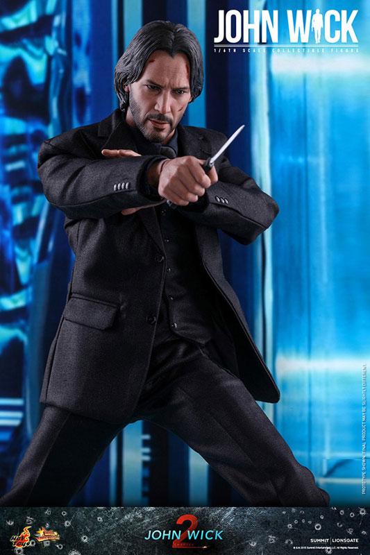 ムービー・マスターピース『ジョン・ウィック|JOHN WICK:CHAPTER2』アクションフィギュア-007