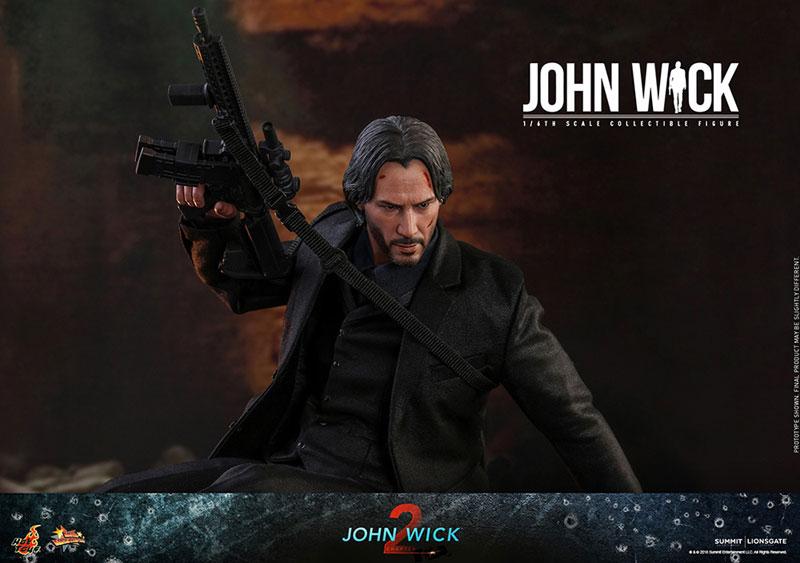 ムービー・マスターピース『ジョン・ウィック|JOHN WICK:CHAPTER2』アクションフィギュア-010