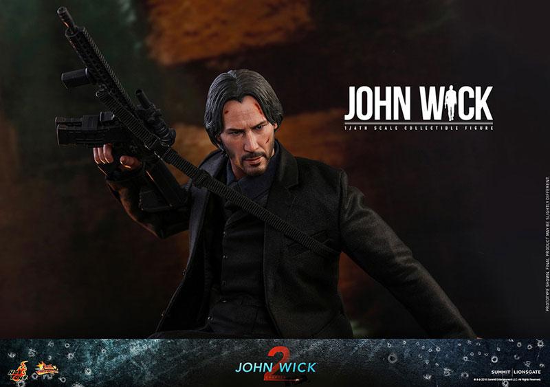 ムービー・マスターピース『ジョン・ウィック JOHN WICK:CHAPTER2』アクションフィギュア-011