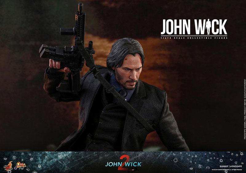 ムービー・マスターピース『ジョン・ウィック|JOHN WICK:CHAPTER2』アクションフィギュア-012