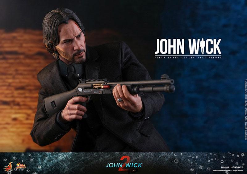 ムービー・マスターピース『ジョン・ウィック JOHN WICK:CHAPTER2』アクションフィギュア-013