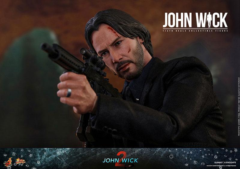 ムービー・マスターピース『ジョン・ウィック JOHN WICK:CHAPTER2』アクションフィギュア-014