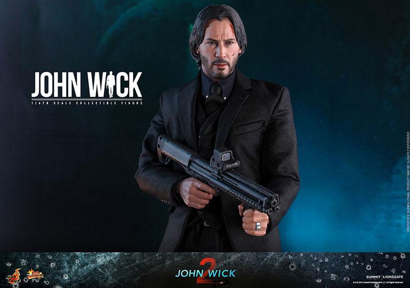 ムービー・マスターピース『ジョン・ウィック JOHN WICK:CHAPTER2』アクションフィギュア-015
