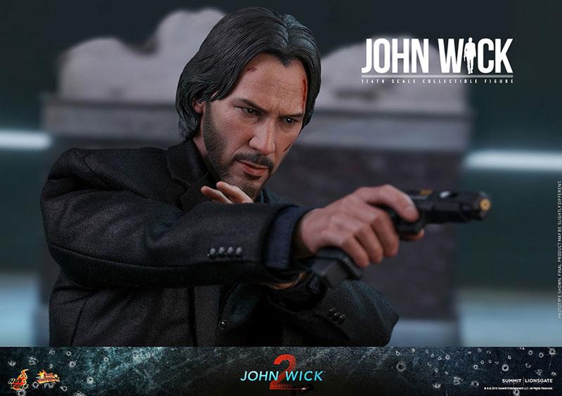 ムービー・マスターピース『ジョン・ウィック|JOHN WICK:CHAPTER2』アクションフィギュア-016