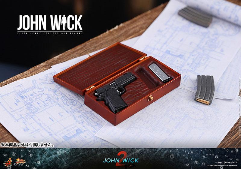ムービー・マスターピース『ジョン・ウィック|JOHN WICK:CHAPTER2』アクションフィギュア-018