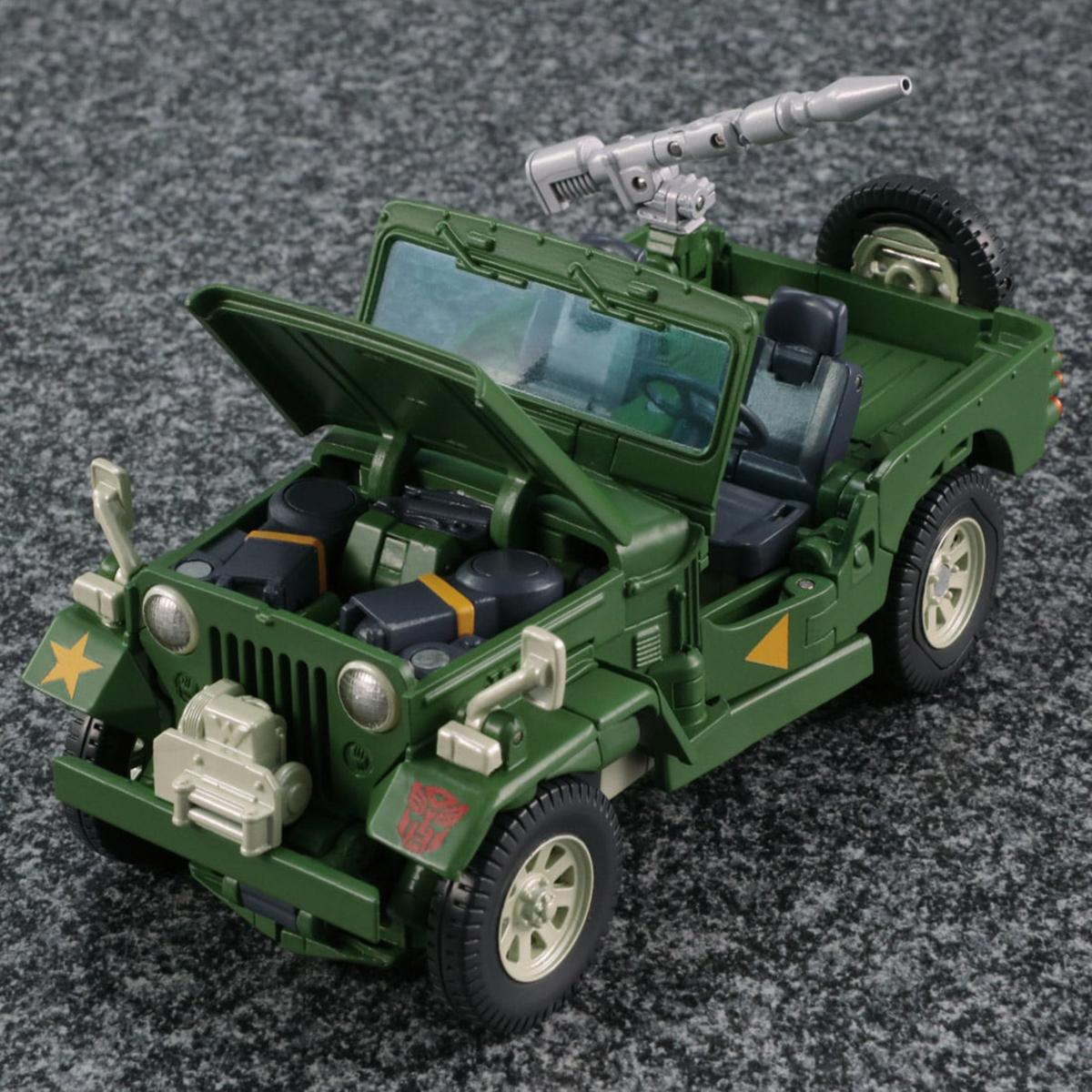 トランスフォーマー マスターピース『MP-47 ハウンド』可変可動フィギュア-007