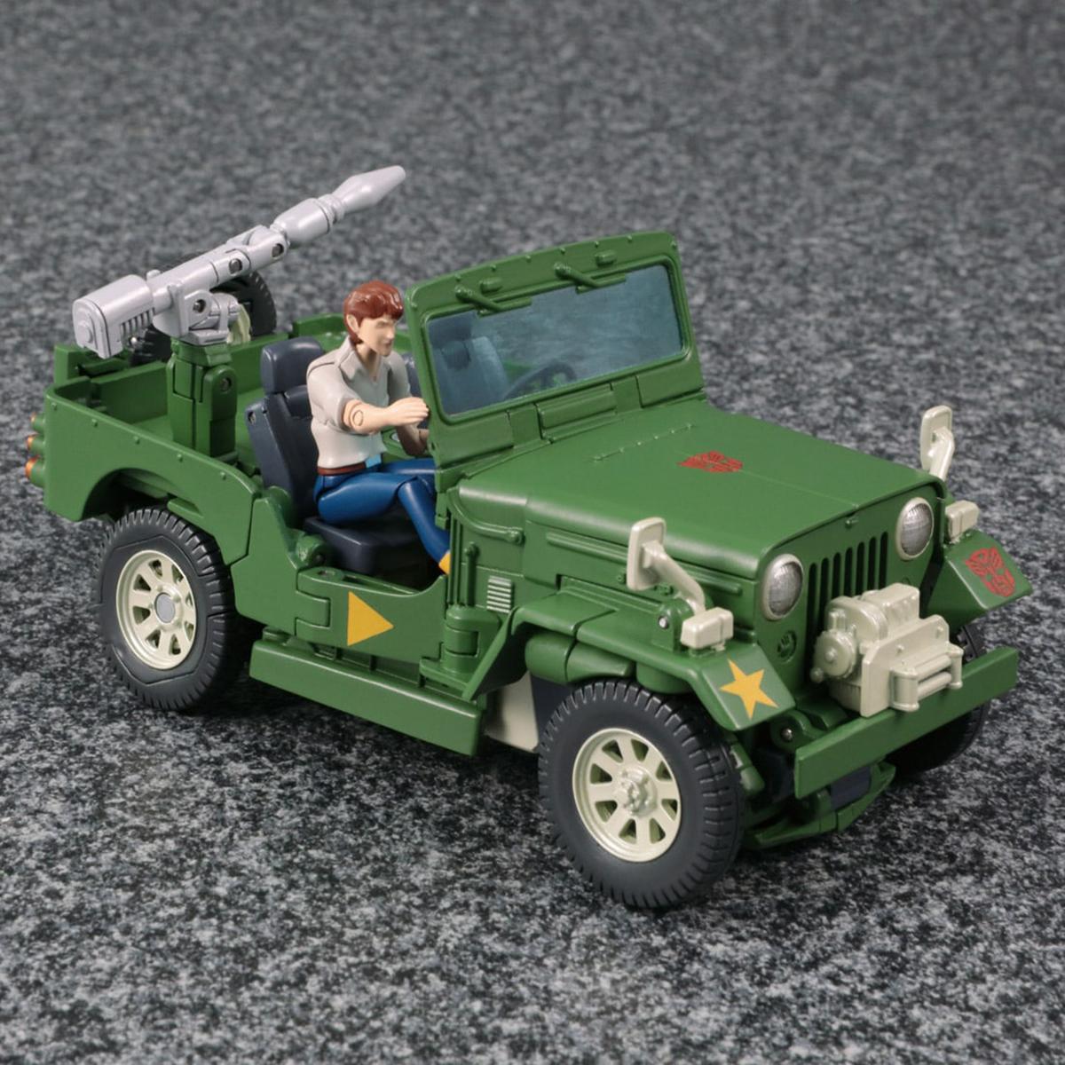 トランスフォーマー マスターピース『MP-47 ハウンド』可変可動フィギュア-008