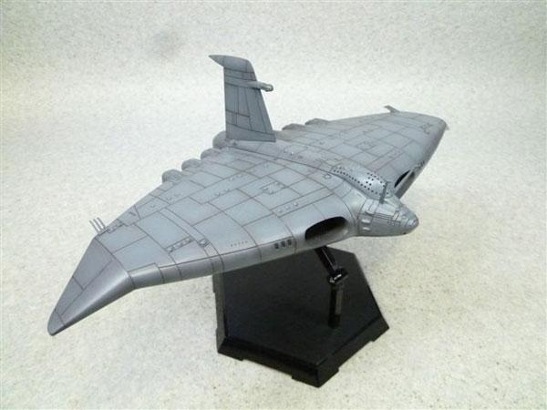 未来少年コナン『No.01 空中要塞ギガント』1/700 プラモデル-002
