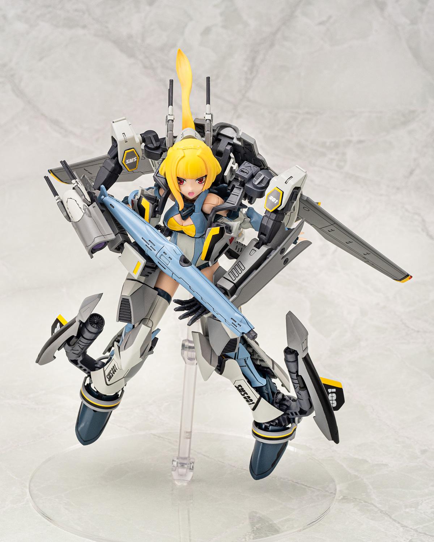 ACKS V.F.G.『VF-25S メサイア』マクロスF プラモデル-002