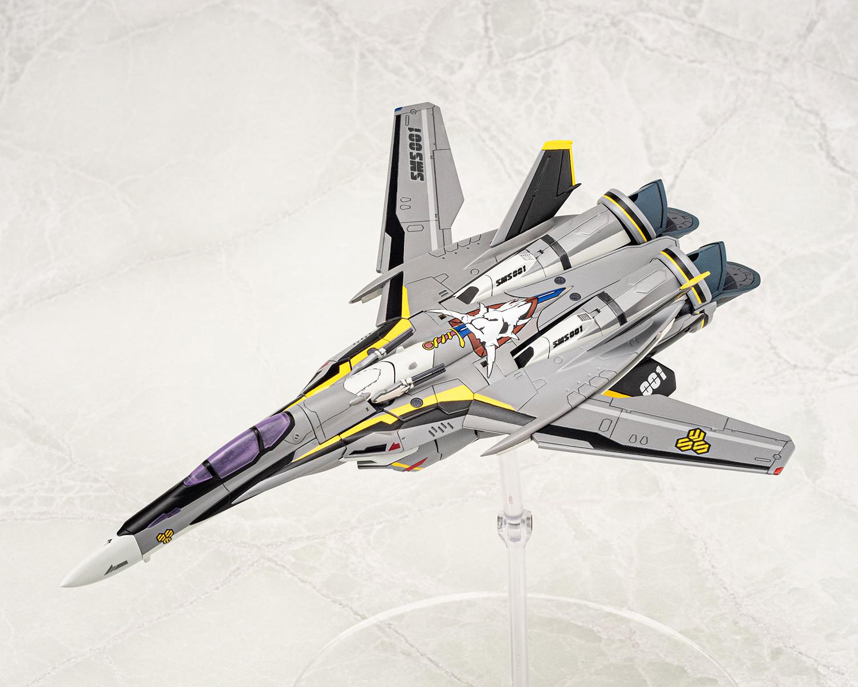 ACKS V.F.G.『VF-25S メサイア』マクロスF プラモデル-009