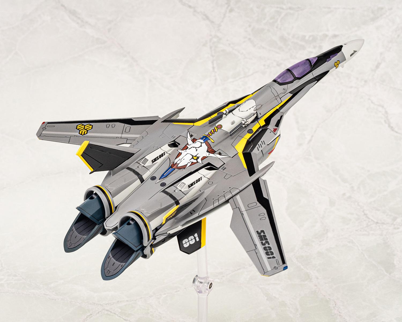 ACKS V.F.G.『VF-25S メサイア』マクロスF プラモデル-010