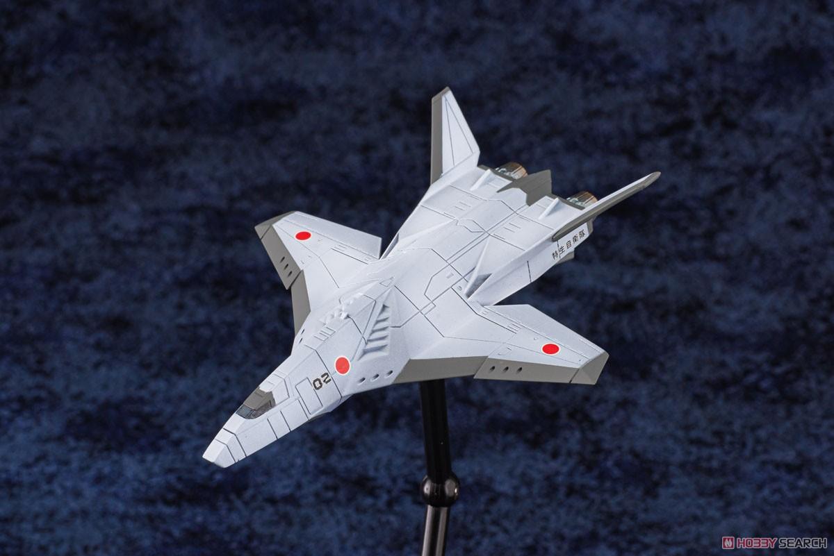 ACKS『MFS-3 3式機龍 しらさぎ付属フルコンプリート』ゴジラ×メカゴジラ プラモデル-004