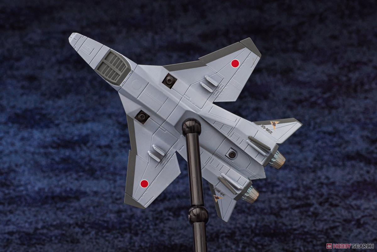 ACKS『MFS-3 3式機龍 しらさぎ付属フルコンプリート』ゴジラ×メカゴジラ プラモデル-005