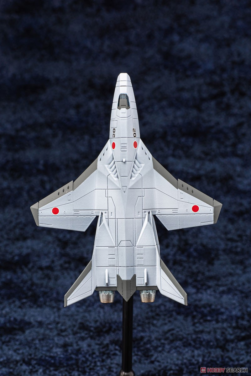 ACKS『MFS-3 3式機龍 しらさぎ付属フルコンプリート』ゴジラ×メカゴジラ プラモデル-007