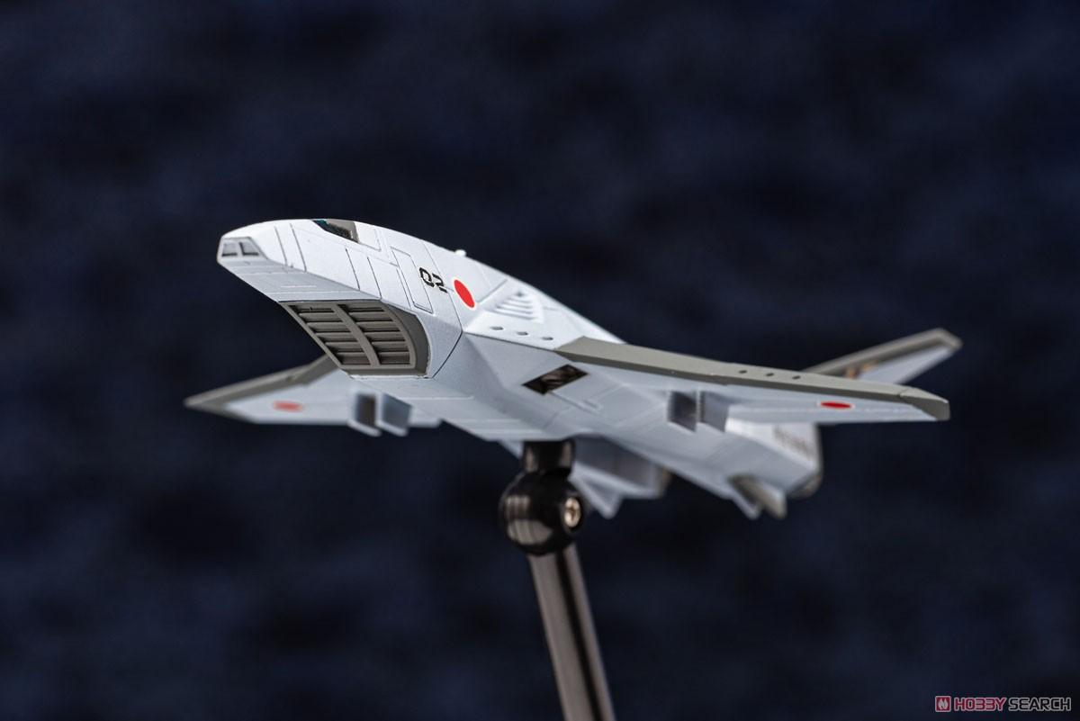 ACKS『MFS-3 3式機龍 しらさぎ付属フルコンプリート』ゴジラ×メカゴジラ プラモデル-008