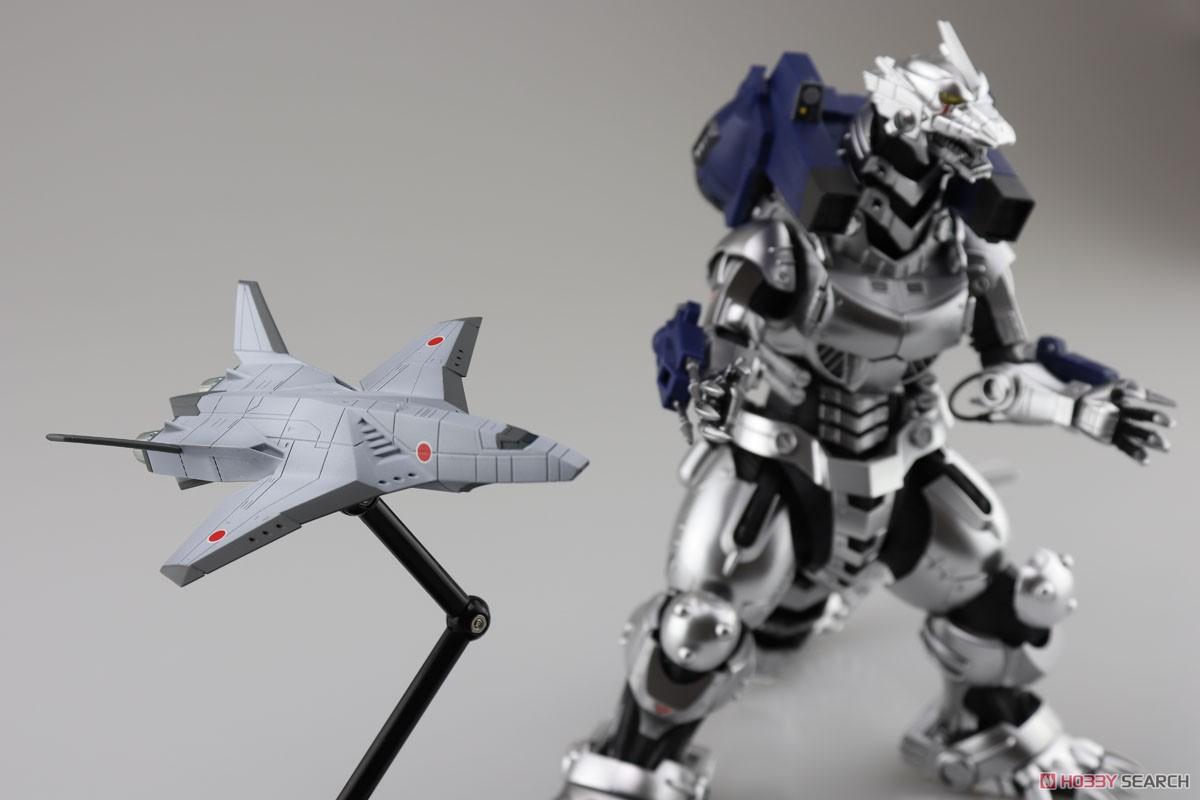ACKS『MFS-3 3式機龍 しらさぎ付属フルコンプリート』ゴジラ×メカゴジラ プラモデル-010