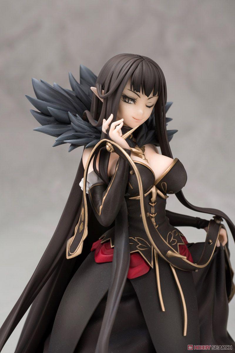 【再販】Fate/Apocrypha『赤のアサシン セミラミス』1/8 完成品フィギュア-006
