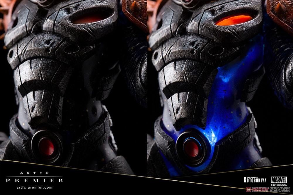 ARTFX PREMIER『コズミック・ゴーストライダー』MARVEL UNIVERSE 1/10 簡易組立キット-013