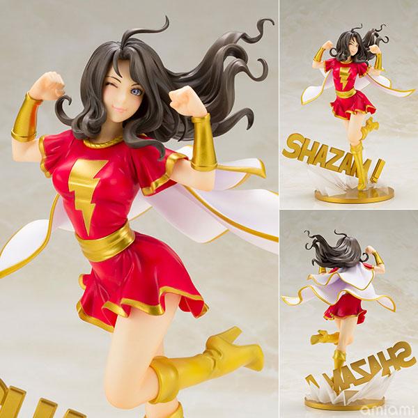 DC COMICS美少女『メアリー(シャザム!ファミリー)』シャザム! 1/7 完成品フィギュア
