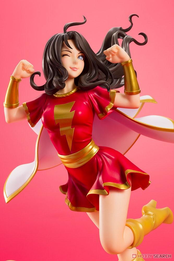 DC COMICS美少女『メアリー(シャザム!ファミリー)』シャザム! 1/7 完成品フィギュア-011