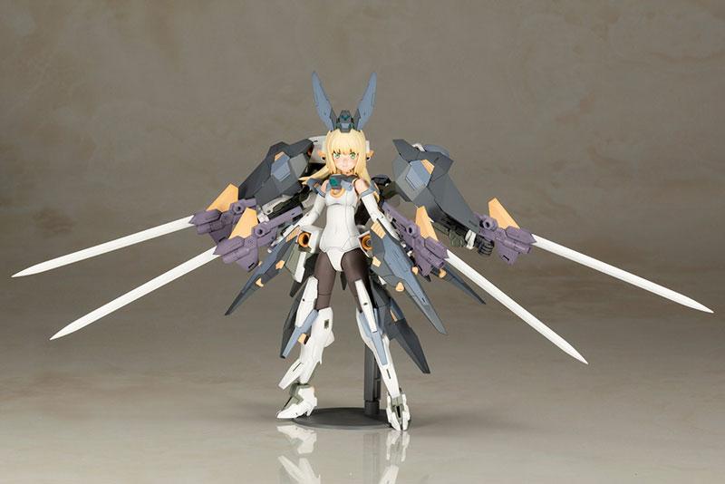 フレームアームズ・ガール『ゼルフィカール ST Ver.』プラモデル-001