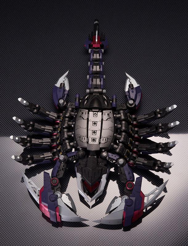 【再販】HMM『EZ-036 デススティンガー』ゾイド 1/72 プラモデル-002