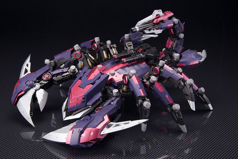 【再販】HMM『EZ-036 デススティンガー』ゾイド 1/72 プラモデル-009