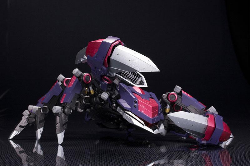 【再販】HMM『EZ-036 デススティンガー』ゾイド 1/72 プラモデル-026