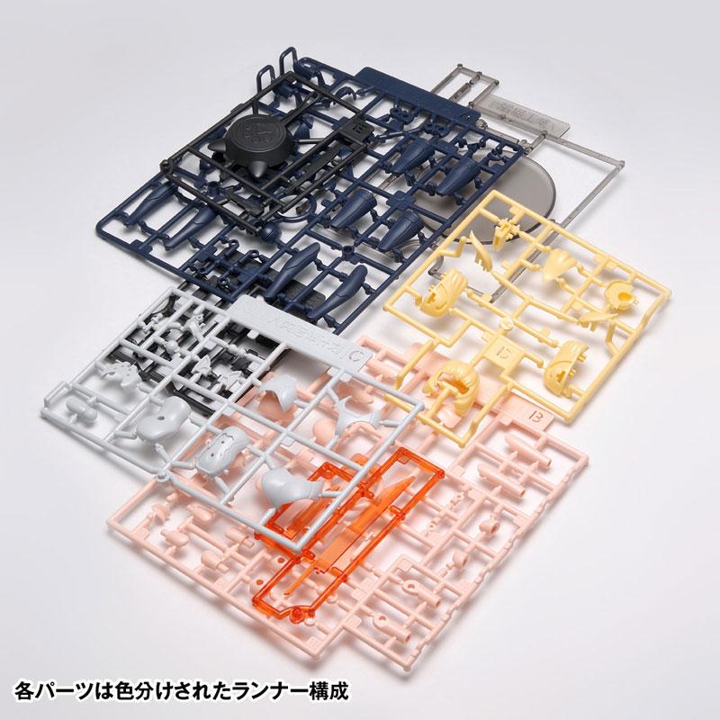 MULTI PURPOSE HUMANOID ROBOT『フェリス』橘猫工業 プラモデル-008