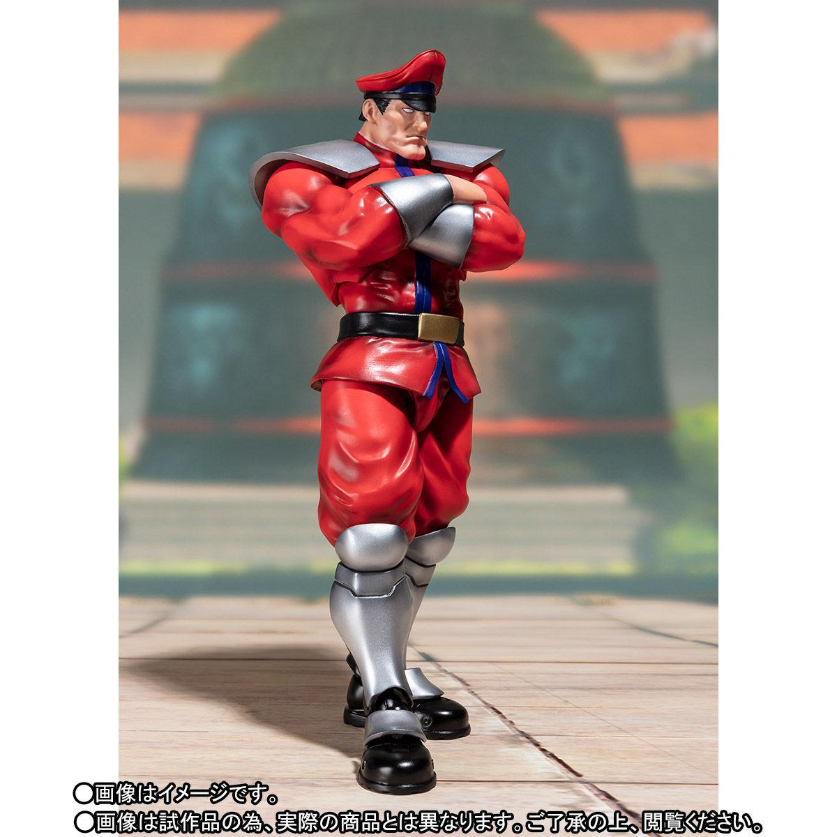 【限定販売】S.H.Figuarts『ベガ』ストリートファイターII 可動フィギュア-006