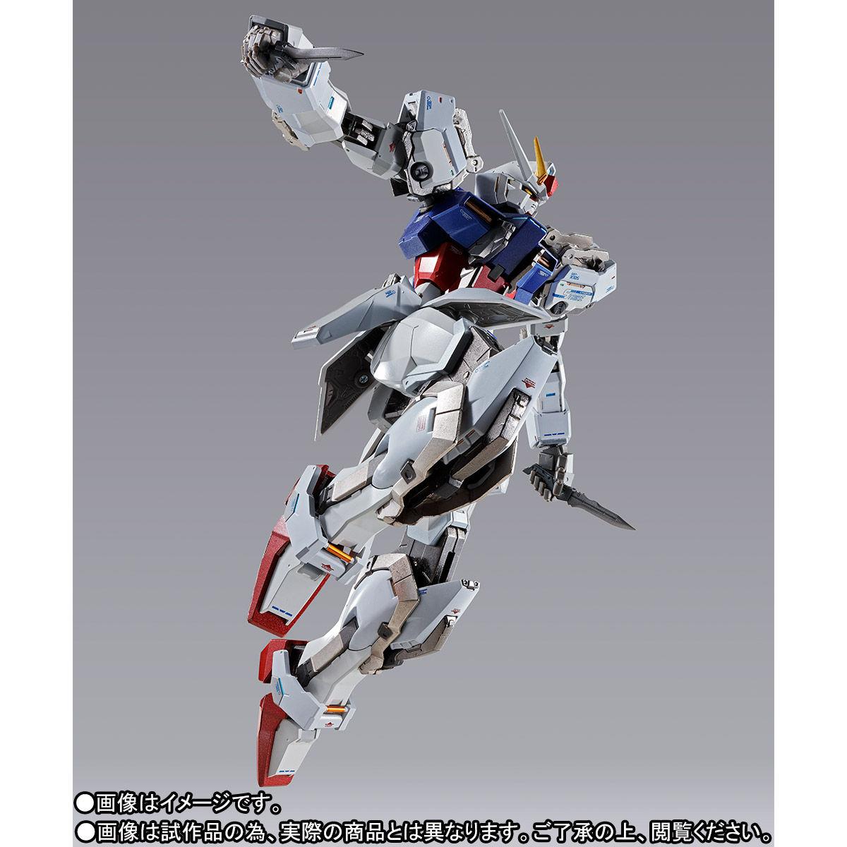 【受注販売】METAL BUILD『ストライクガンダム』機動戦士ガンダムSEED 可動フィギュア-007