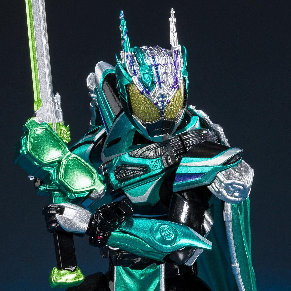 S.H.フィギュアーツ『仮面ライダーブレン』可動フィギュア-001